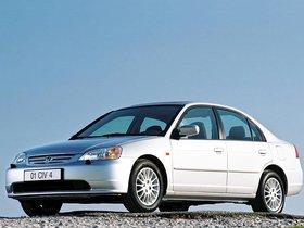 Ver foto 8 de Honda Civic Sedan 2001