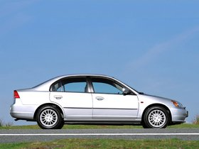 Ver foto 7 de Honda Civic Sedan 2001