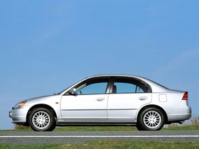 Ver foto 6 de Honda Civic Sedan 2001