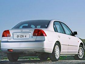 Ver foto 5 de Honda Civic Sedan 2001