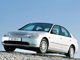 Ver foto 4 de Honda Civic Sedan 2001