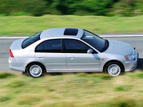 Ver foto 3 de Honda Civic Sedan 2001