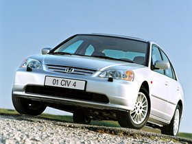 Ver foto 2 de Honda Civic Sedan 2001