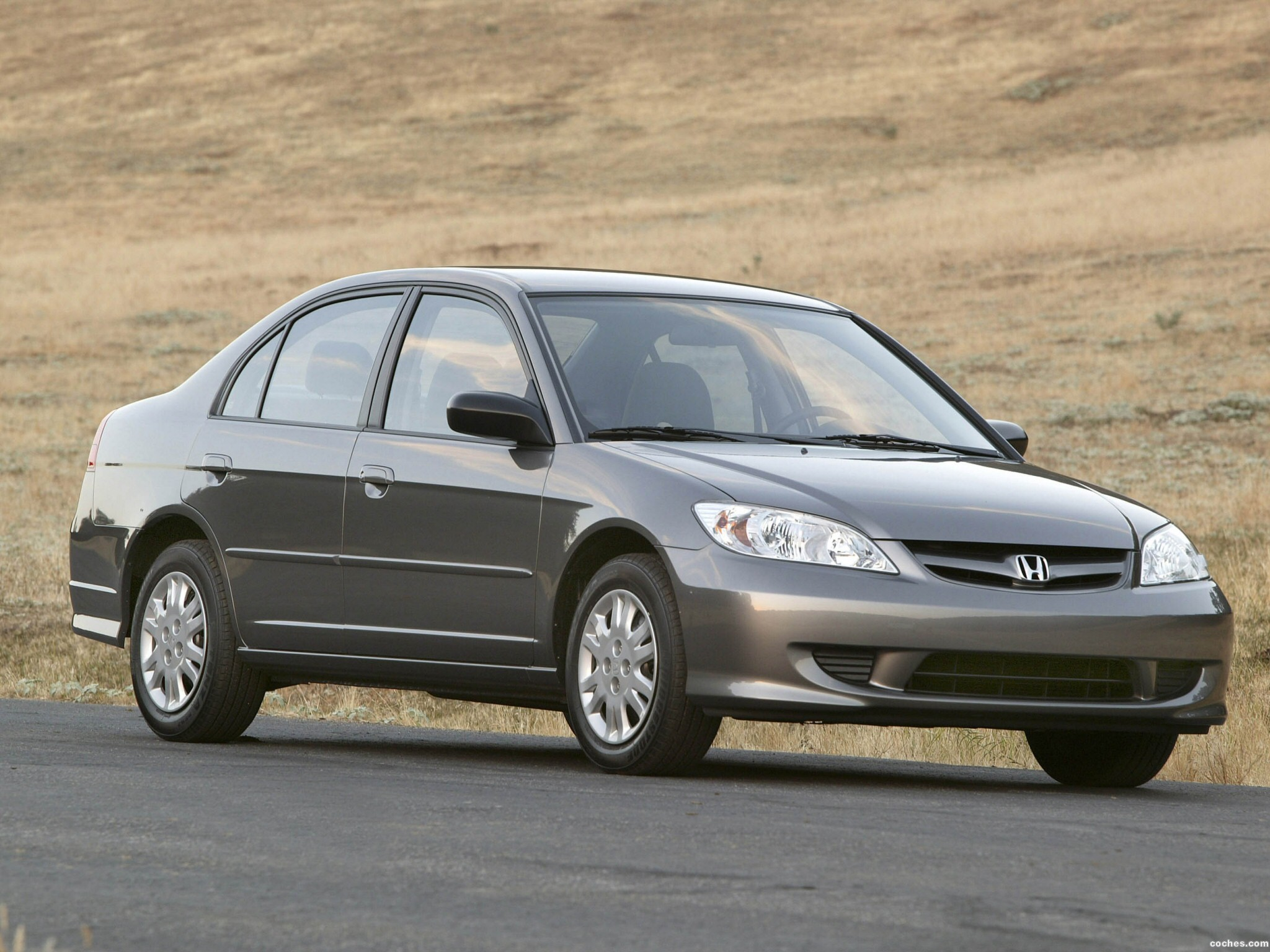 Foto 0 de Honda Civic Sedan 2004
