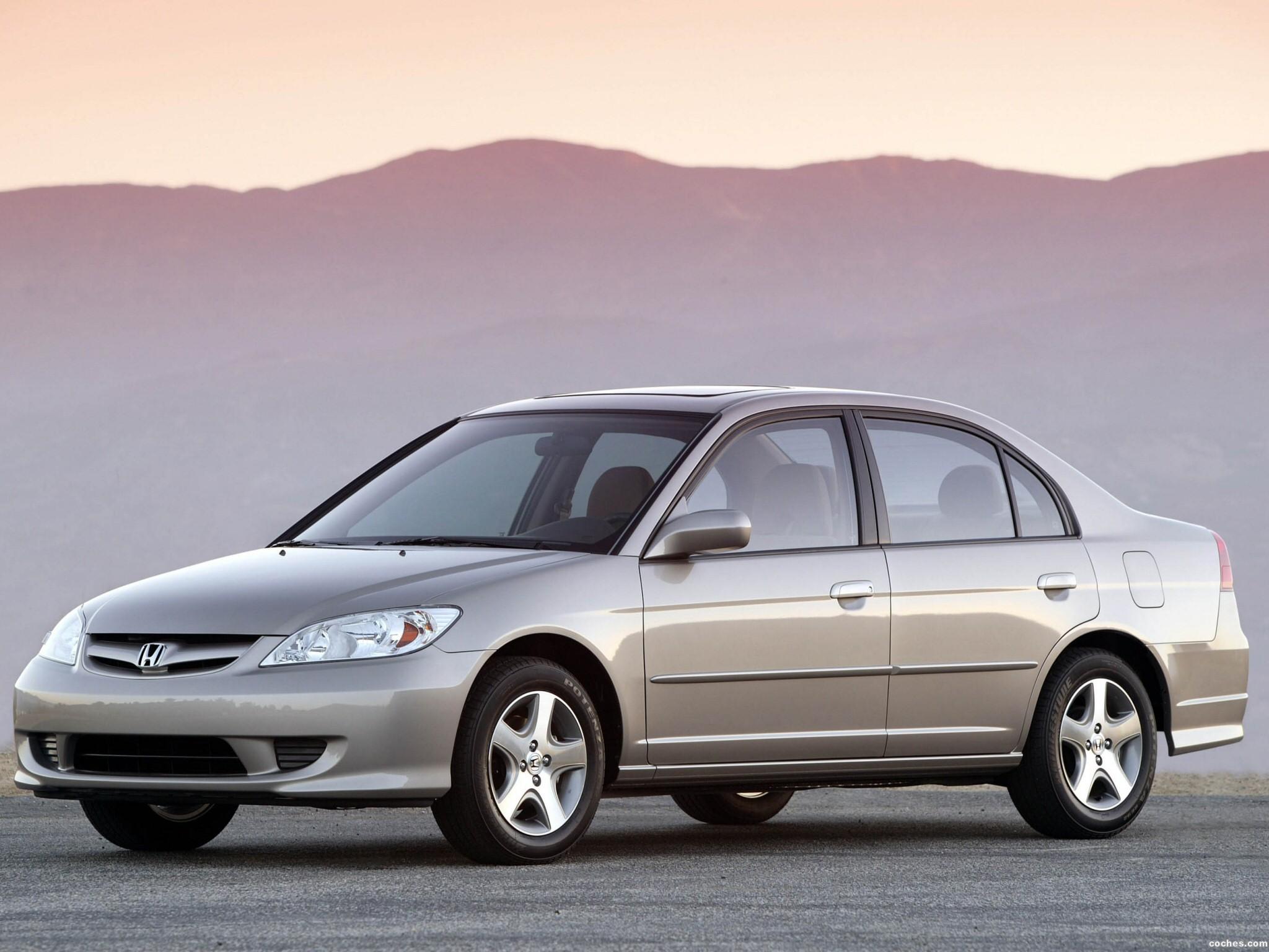 Foto 8 de Honda Civic Sedan 2004