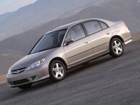 Ver foto 7 de Honda Civic Sedan 2004