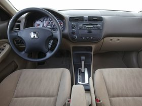 Ver foto 10 de Honda Civic Sedan 2004