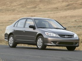 Ver foto 1 de Honda Civic Sedan 2004