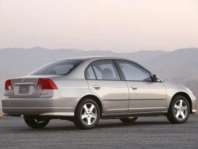 Ver foto 8 de Honda Civic Sedan 2004