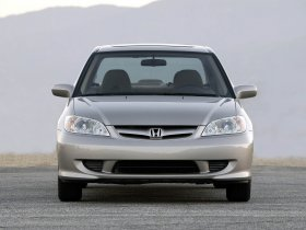 Ver foto 6 de Honda Civic Sedan 2004