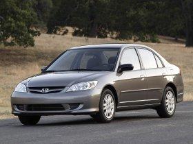 Ver foto 3 de Honda Civic Sedan 2004