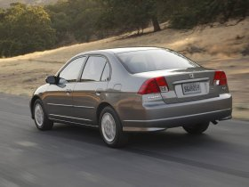 Ver foto 2 de Honda Civic Sedan 2004