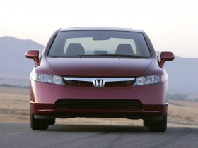 Ver foto 7 de Honda Civic Sedan 2006