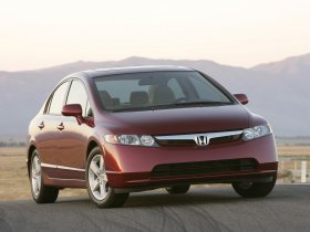 Ver foto 6 de Honda Civic Sedan 2006