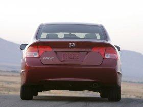 Ver foto 5 de Honda Civic Sedan 2006
