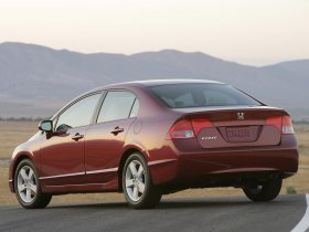 Ver foto 4 de Honda Civic Sedan 2006