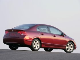 Ver foto 3 de Honda Civic Sedan 2006
