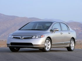 Fotos de Honda Civic Sedan 2006