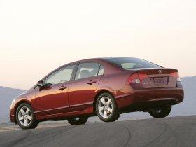 Ver foto 14 de Honda Civic Sedan 2006