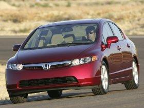Ver foto 13 de Honda Civic Sedan 2006