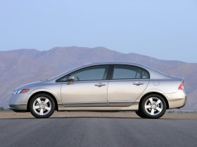 Ver foto 12 de Honda Civic Sedan 2006