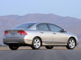 Ver foto 11 de Honda Civic Sedan 2006