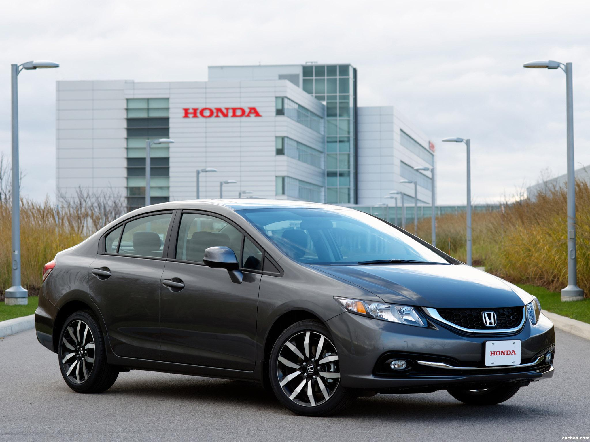 Foto 0 de Honda Civic Sedan 2013