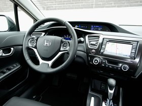 Ver foto 6 de Honda Civic Sedan 2013
