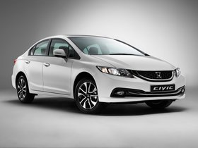 Ver foto 2 de Honda Civic Sedan 2013