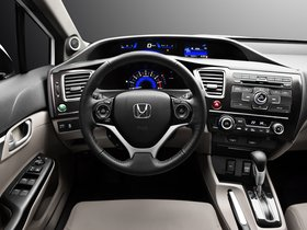 Ver foto 17 de Honda Civic Sedan 2013