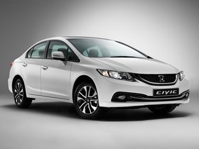 Ver foto 8 de Honda Civic Sedan 2013
