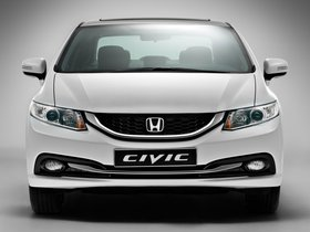 Ver foto 12 de Honda Civic Sedan 2013