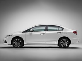 Ver foto 11 de Honda Civic Sedan 2013