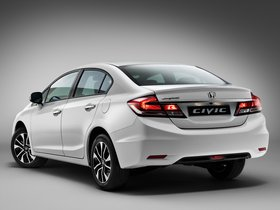 Ver foto 10 de Honda Civic Sedan 2013