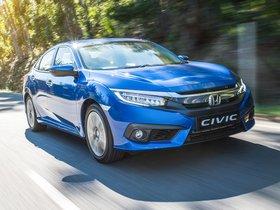 Ver foto 10 de Honda Civic Sedan 2016