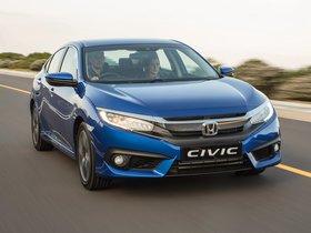Ver foto 9 de Honda Civic Sedan 2016