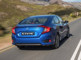 Ver foto 6 de Honda Civic Sedan 2016