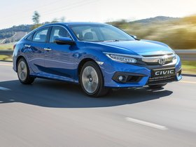 Ver foto 5 de Honda Civic Sedan 2016