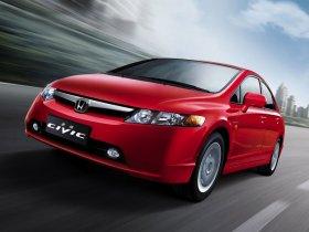 Fotos de Honda Civic Sedan China 2008