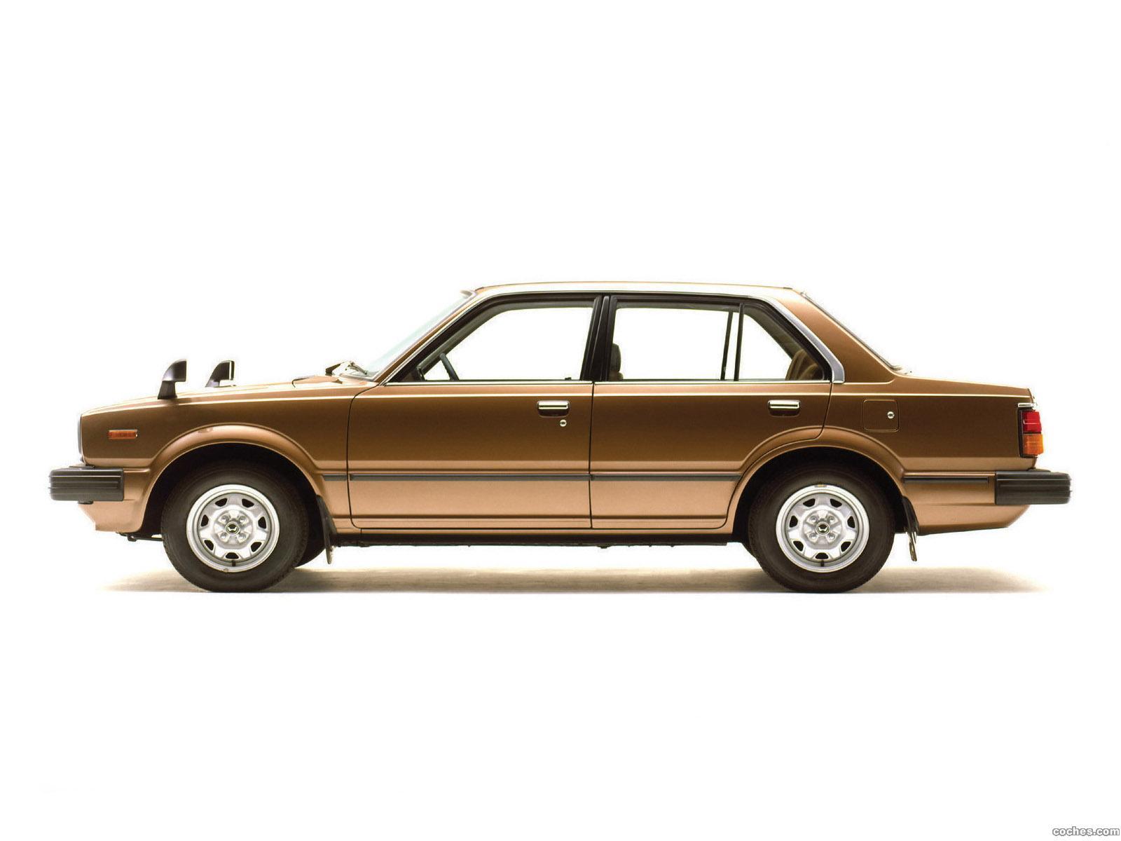 Foto 1 de Honda Civic Sedan II 1980