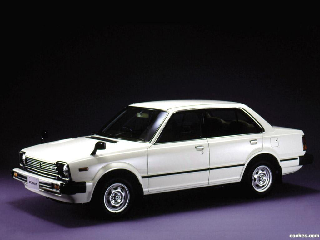 Foto 0 de Honda Civic Sedan II 1980