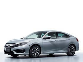 Ver foto 3 de Honda Civic Sedan Japan 2017