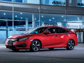 Ver foto 2 de Honda Civic Sedan Japan 2017