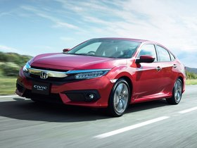 Ver foto 1 de Honda Civic Sedan Japan 2017