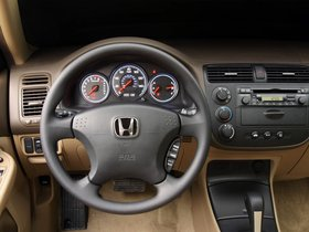 Ver foto 6 de Honda Civic Sedan USA 2001