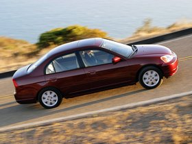 Ver foto 5 de Honda Civic Sedan USA 2001