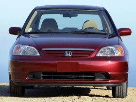 Ver foto 2 de Honda Civic Sedan USA 2001
