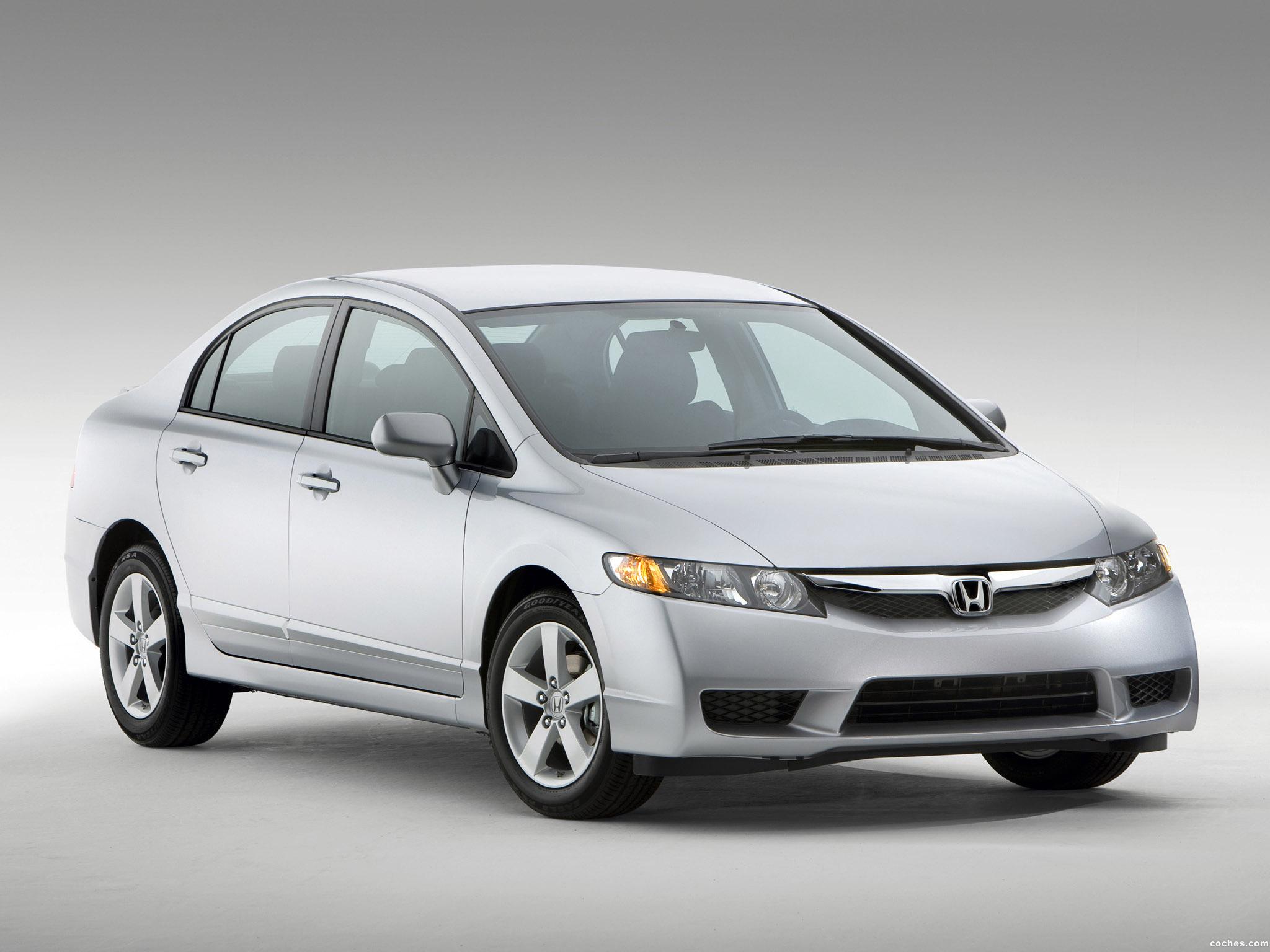 Foto 0 de Honda Civic Sedan USA 2008