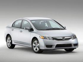 Ver foto 1 de Honda Civic Sedan USA 2008