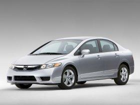 Ver foto 9 de Honda Civic Sedan USA 2008